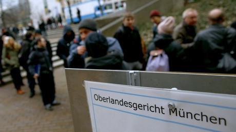 Am Oberlandesgericht München wird der NSU-Fall verhandelt.