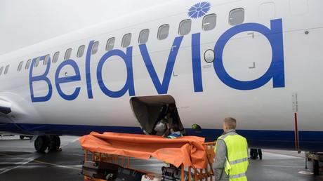 Kiew holt Flug nach Minsk zurück. Grund: Maidan-Gegner an Bord
