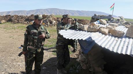 Irakische Kurden befreien Baschiqa von IS-Kämpfern