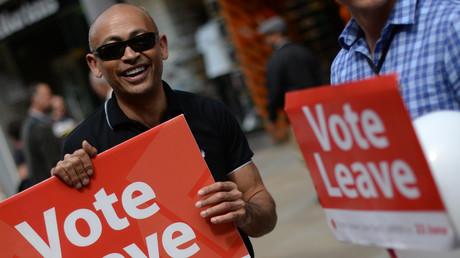 Brexit: Führende Banken bereiten sich auf einen Exodus aus Großbritannien vor
