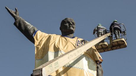 Ukraine: Alle Lenin-Denkmäler abgerissen