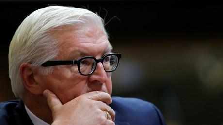 Als möglicher Gauck-Nachfolger im Gespräch: Frank-Walter Steinmeier.