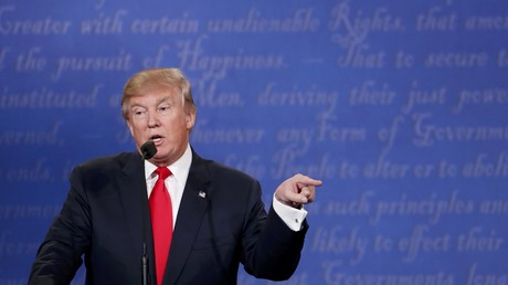 Trump: Clintons Syrien-Politik wird zu Drittem Weltkrieg führen