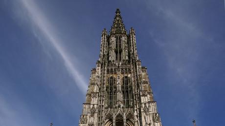 Das Münster in Ulm.