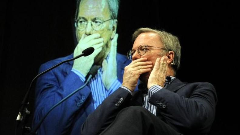 WikiLeaks: Google-Chef bereitete Wahlkampagne für Clinton vor