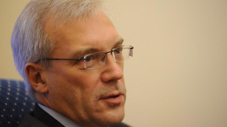 NATO sagt Expertentreffen zur Sicherheit an der Ostsee in Moskau ab