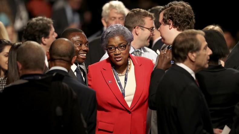 CNN-Frau wegen Weitergabe von Debatten-Frage an US-Demokraten gefeuert