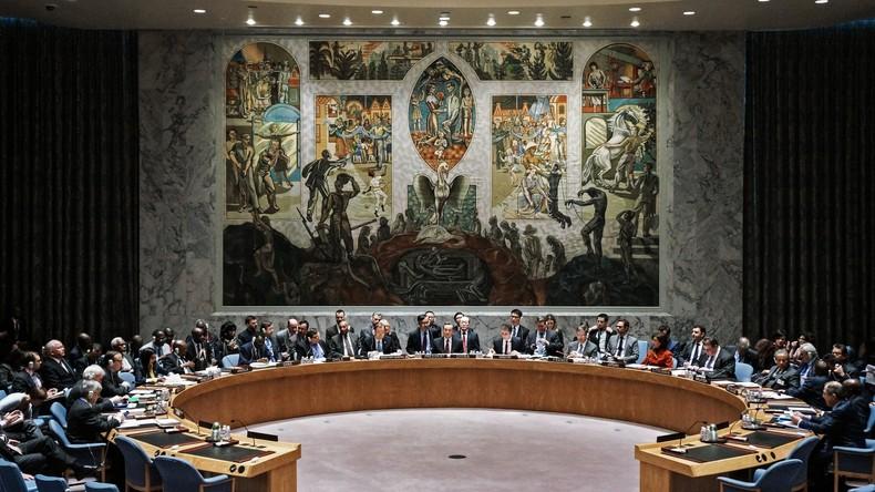 UN-Sicherheitsrat: Russland unterbreitet Weißbuch zu Kriegsverbrechen in Syrien