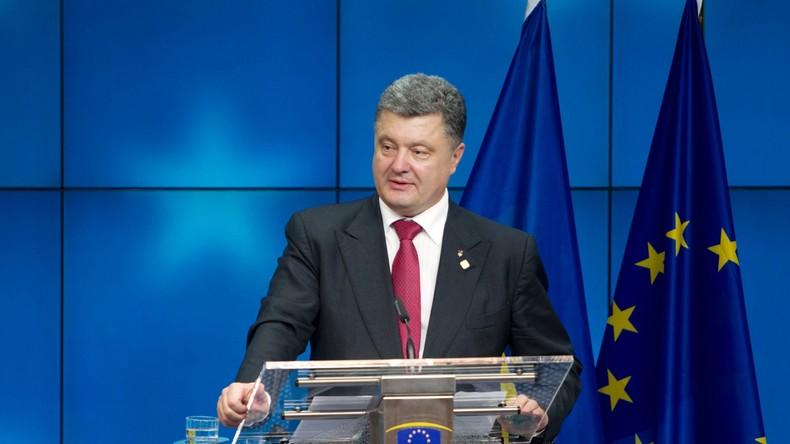Meinungsumfrage: 51 Prozent der Ukrainer sehen ihr Land als EU-Mitglied