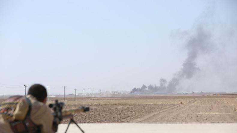 Militäreinsatz in Mossul – IS wird zurückgedrängt