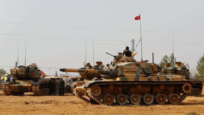 Ankara bestätigt Truppenverlegung an die irakische Grenze