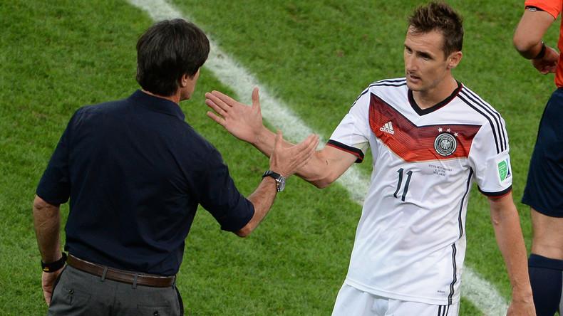 Miroslav Klose beendet aktive Fußball-Karriere und wird zum Trainer-Azubi