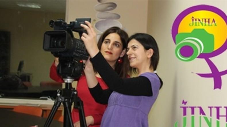 Türkei: Kurdische Frauen-Nachrichtenagentur JINHA geschlossen