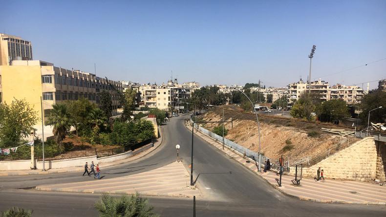 Aleppo: Terroristen lassen Bewohner für 300 Dollar aus der Stadt