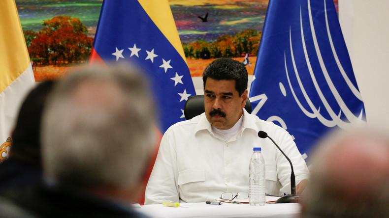 Venezuela: Parlamentsverfahren gegen Präsident Maduro gestoppt