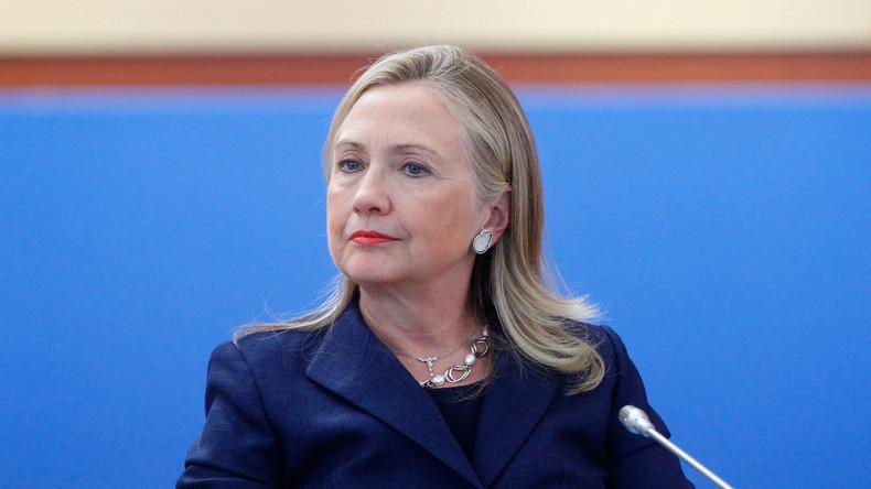E-Mail-Affäre: FBI hat Apparate von Clinton-Beratern nicht durchsucht