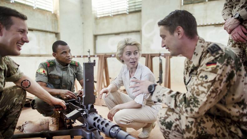 Bundesregierung weitet den Mali-Einsatz der Bundeswehr aus
