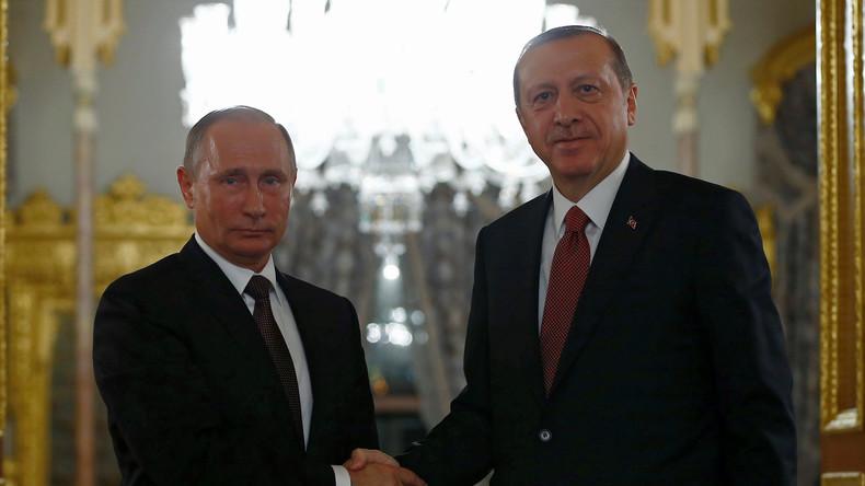Russland und Türkei erwägen Freihandelsabkommen bis 2017