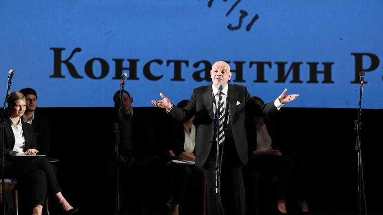 Wie aus einem Pups ein russischer Theater-Skandal wurde
