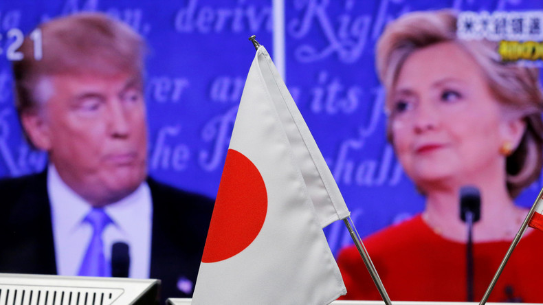 Ärger in Japan über Clintons veröffentlichte E-Mails