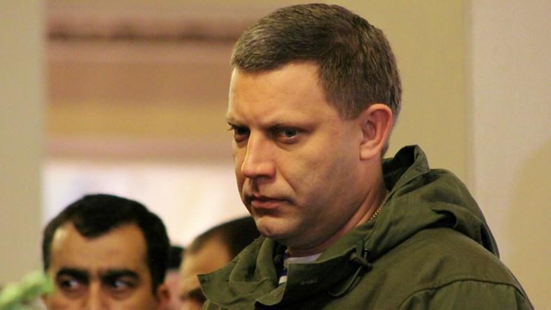 """Präsident der VR Donezk: """"Ohne unsere Kohle wird die Ukraine nicht überleben"""""""
