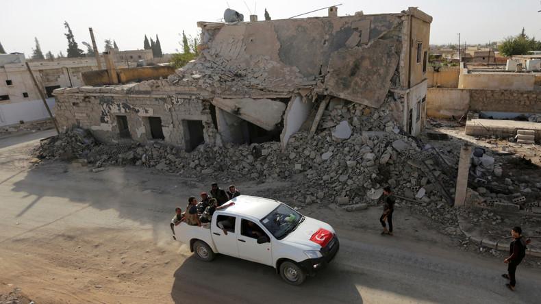 """Terroristen von Aleppo zu Putins Vorschlag die Stadt zu verlassen: """"Das kommt nicht in Frage"""""""