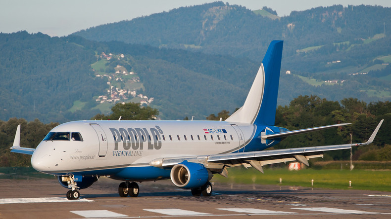 Österreichische Airline leitet 8-Minuten-Flüge ein