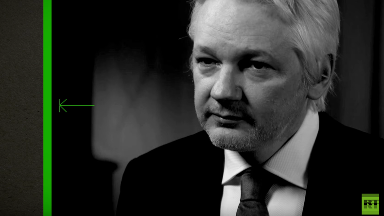 Assange dementiert Beteiligung Russlands an WikiLeaks-Enthüllungen