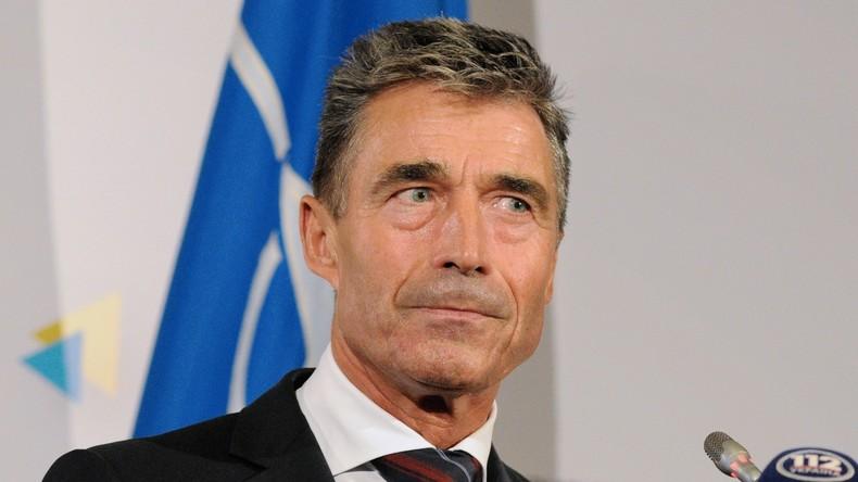 Ex-NATO-Generalsekretär: Die USA müssen Weltgendarm werden