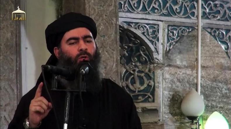 """IS-Anführer ruft auf, Mossul nicht zu verlassen und Städte der """"Ungläubigen"""" zu zerstören"""