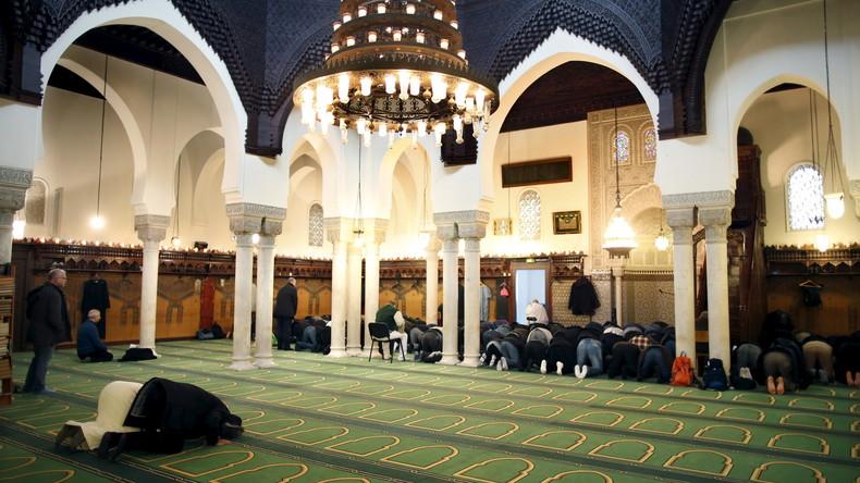 Paris: Vier Moscheen wegen Propaganda von radikaler Ideologie geschlossen