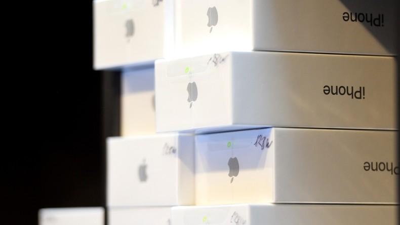 Apple lässt sich klappbares Smartphone patentieren