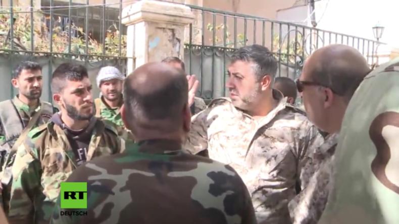 Syrisch Arabische Armee erobert weitere Gebiete Aleppos zurück