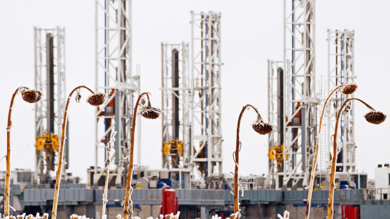 Ukrainisches Unternehmen fördert Schiefergas per Fracking