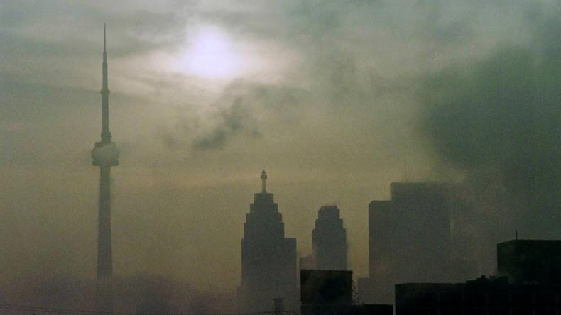 Pentagon-Video über die Zukunft der Städte: Megacitys werden unregierbar