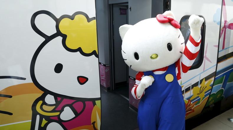 Happy Birthday Hallo Kitty: Die japanische Pop- Ikone ohne Mund und Stimme