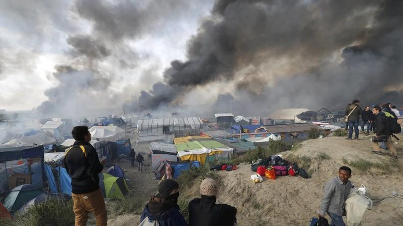 Calais: Drei Flüchtlinge wegen Vergewaltigung von Dolmetscherin verhaftet