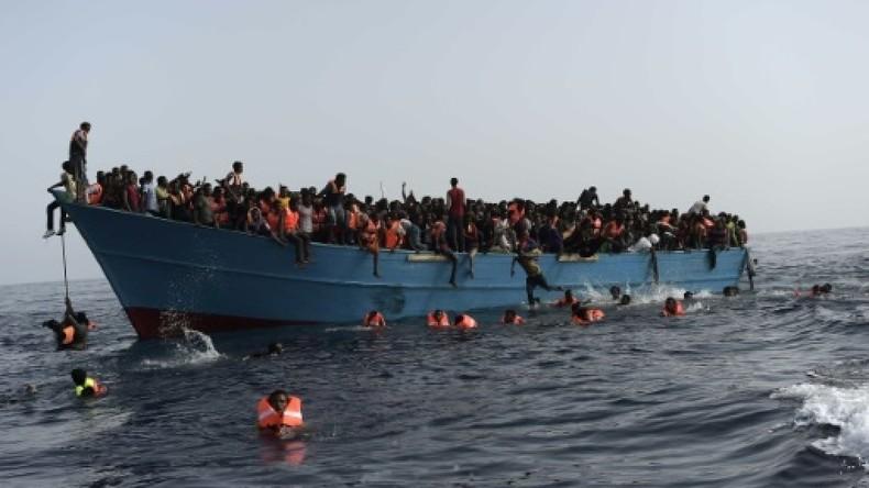 Bootsunglück vor libyscher Küste: Mindestens 240 Flüchtlinge tot