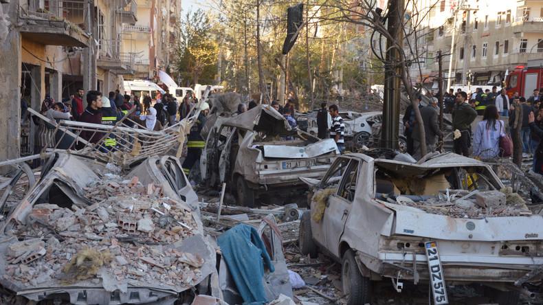 Heftige Explosion in der Türkei – ein Toter, über 30 Verletzte