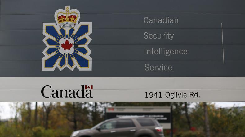 Kanadische Geheimdienste haben zehn Jahre lang illegal persönliche Daten gespeichert