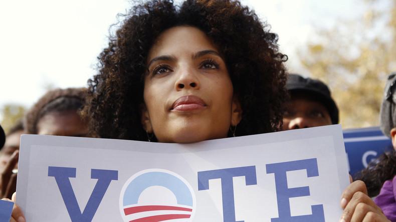 US-Präsidentschaftswahlen: Ultrarechte werden Urnengang der Afroamerikaner beobachten