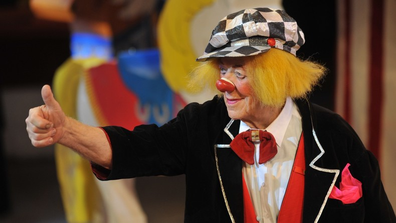"""""""Es ist sehr traurig"""": Moskauer zum Tod des legendären Clowns Oleg Popow"""