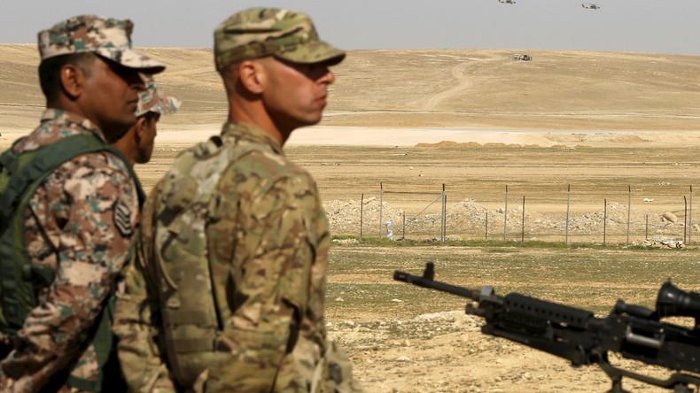 Schusswechsel in Jordanien: Drei US-Ausbilder tot, ein jordanischer Militär verletzt