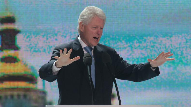 "Nun ist es offiziell: Katar hat 1 Million Dollar an ""Clinton Foundation"" gespendet"