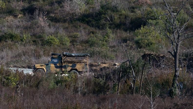 Türkische Militärs greifen 71 IS-Objekte in Nordsyrien an