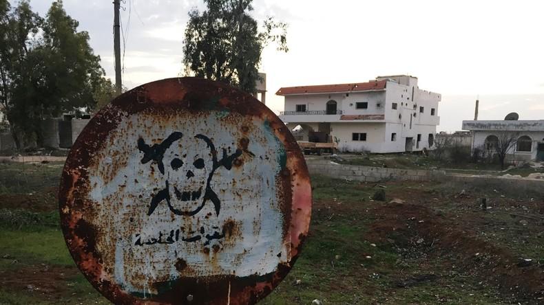 Syrische Armee liquidiert in Deraa mehrere Al-Nusra-Gruppen