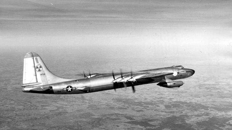 Kanadischer Taucher entdeckt womöglich verlorengegangene US-Atombombe