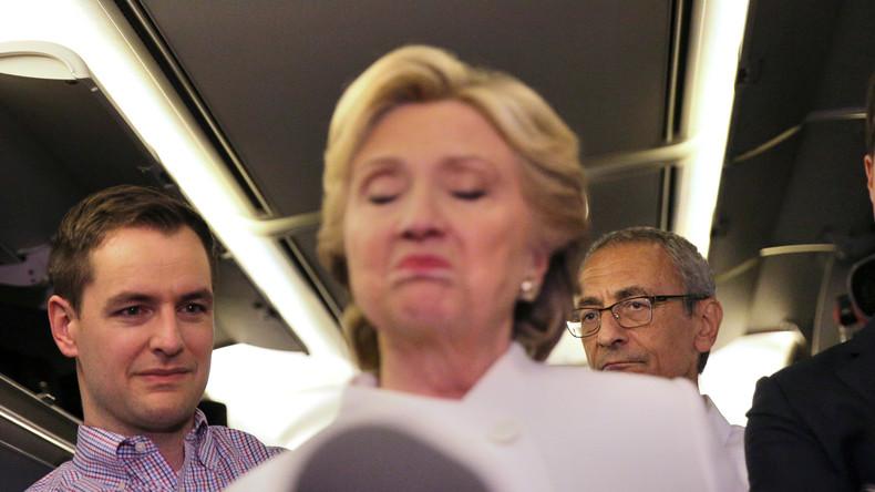 WikiLeaks veröffentlicht den 32. Teil der Podesta-E-Mails