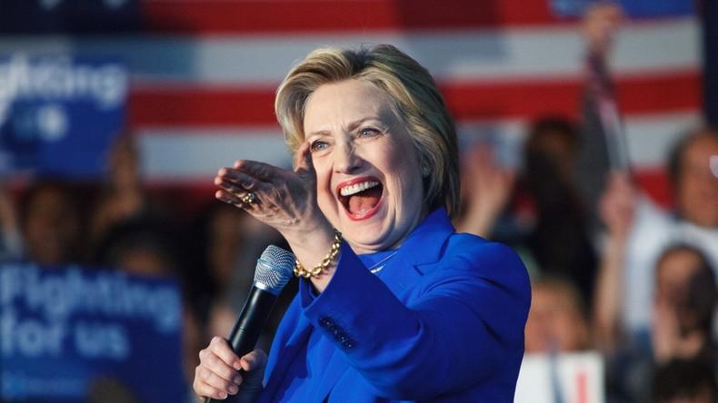 E-Mail-Affäre um Clinton: Clinton handelte nicht kriminell – FBI