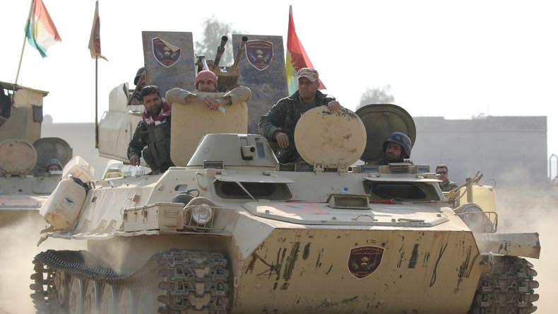 Islamischer Staat: Doppelte Standards bei Angriffen auf Mossul und Aleppo
